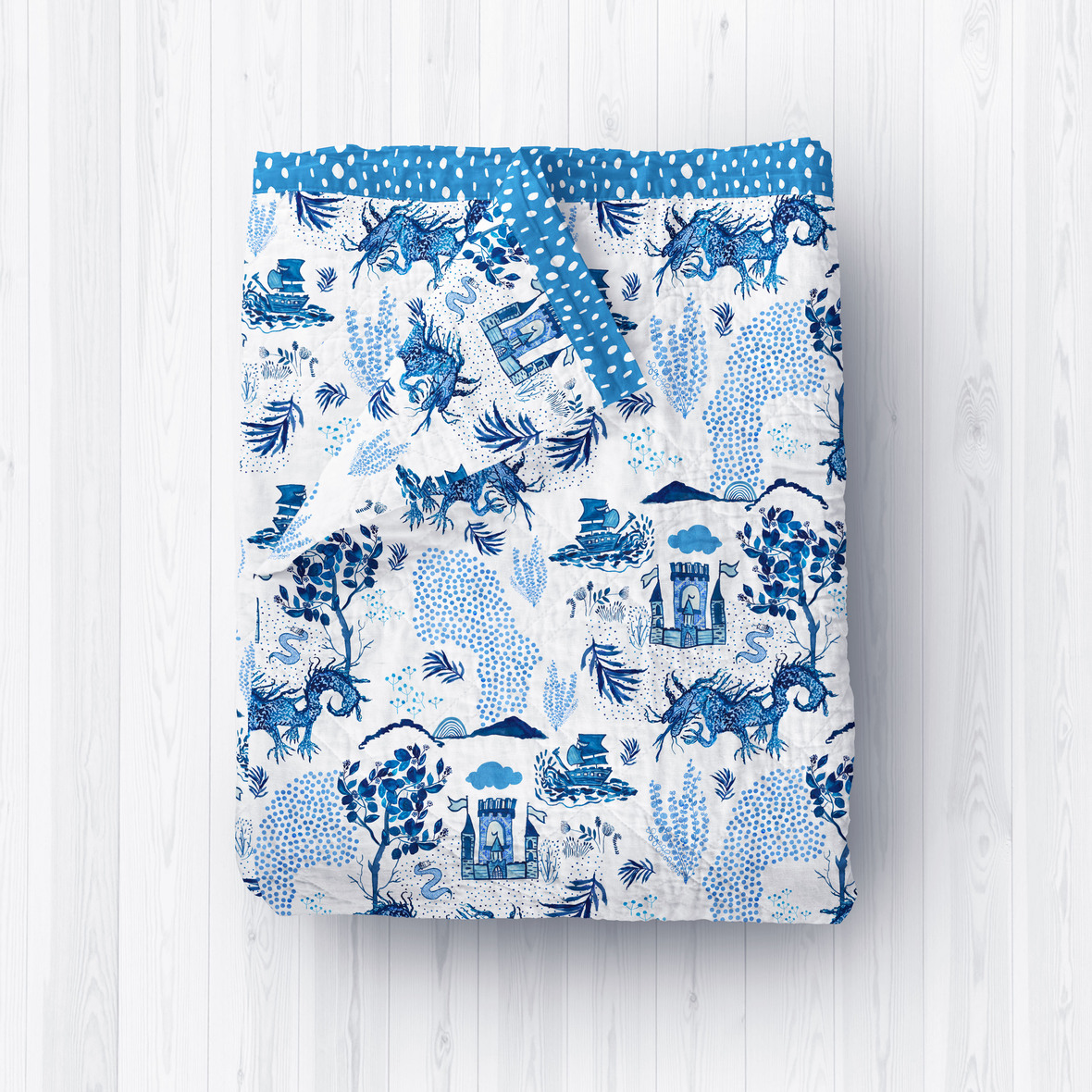 Chinoiserie Quilt 2
