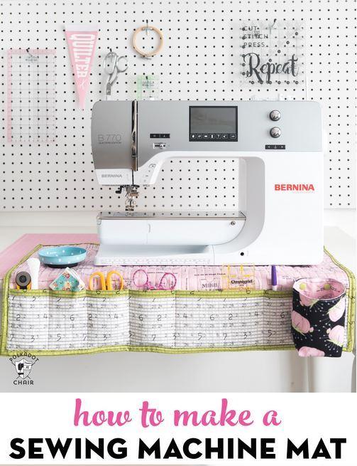 polka dot chair- free-tutorial-sewing-machine-caddy2
