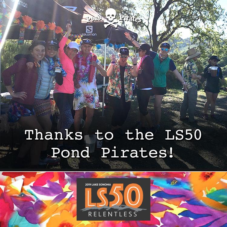 LS50 thank pondpirates