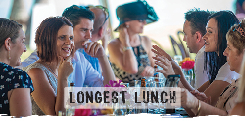 longest lunch