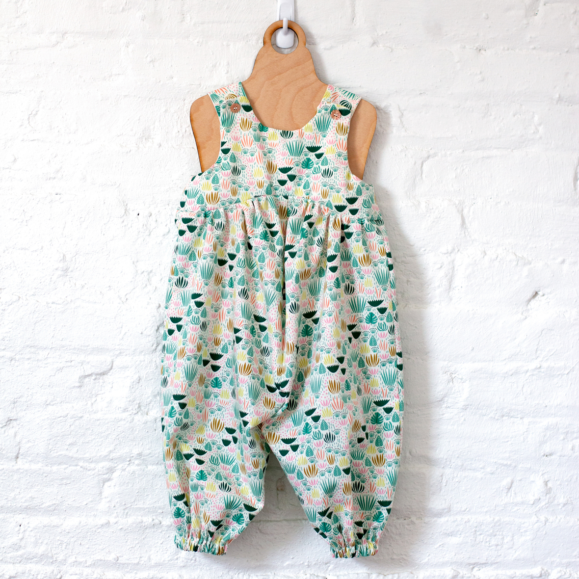 cloud9- bubble romper by john and jamie