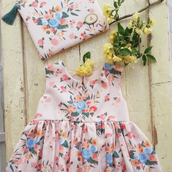 Mirtia Wallflower Dress