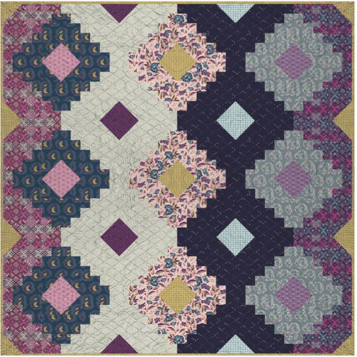 AG- free quilt pattern