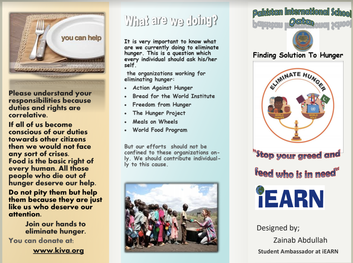 Finding Solutions to Hunger - Student Voices.png 2