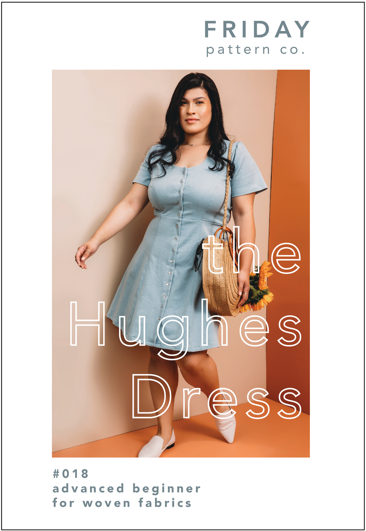 Hughes Dress Front
