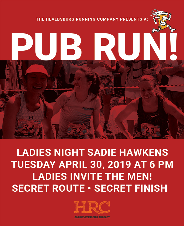 sadie pub run