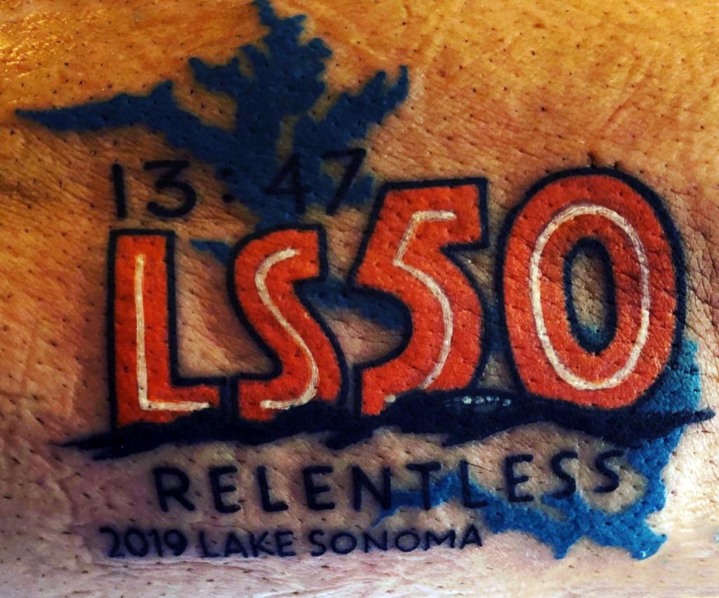LS50 tattoo