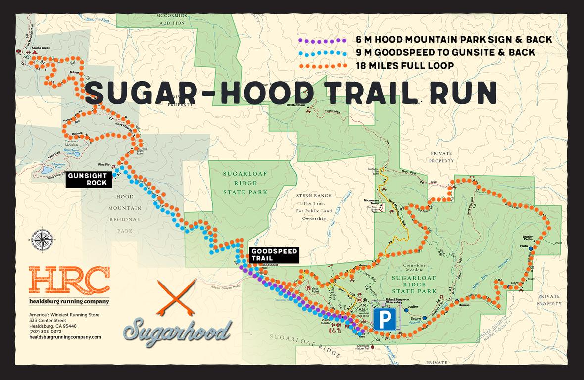 sugar-hood map
