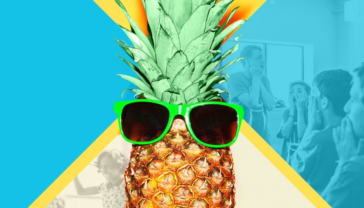 TOTC Kids Camps Pineapple 1000x1000px