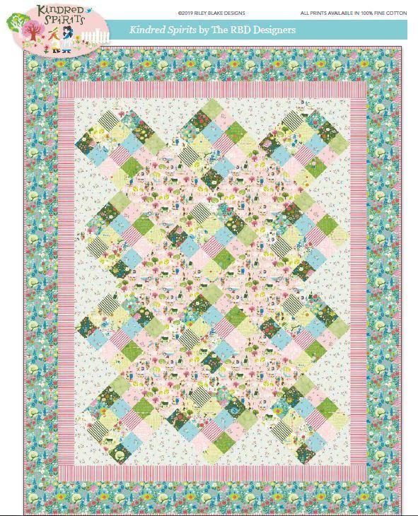 riley blake free quilt pattern