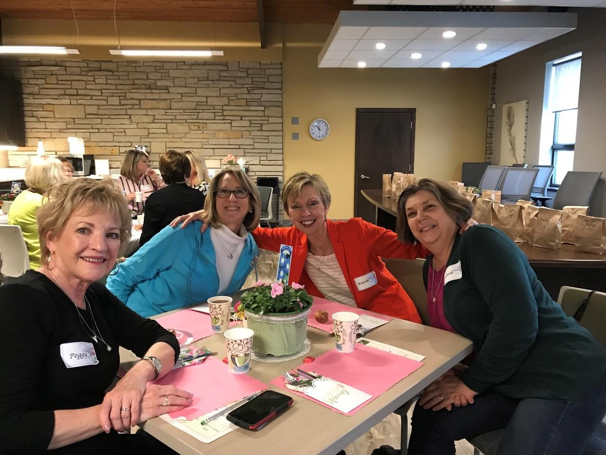Peggy Bargren table new
