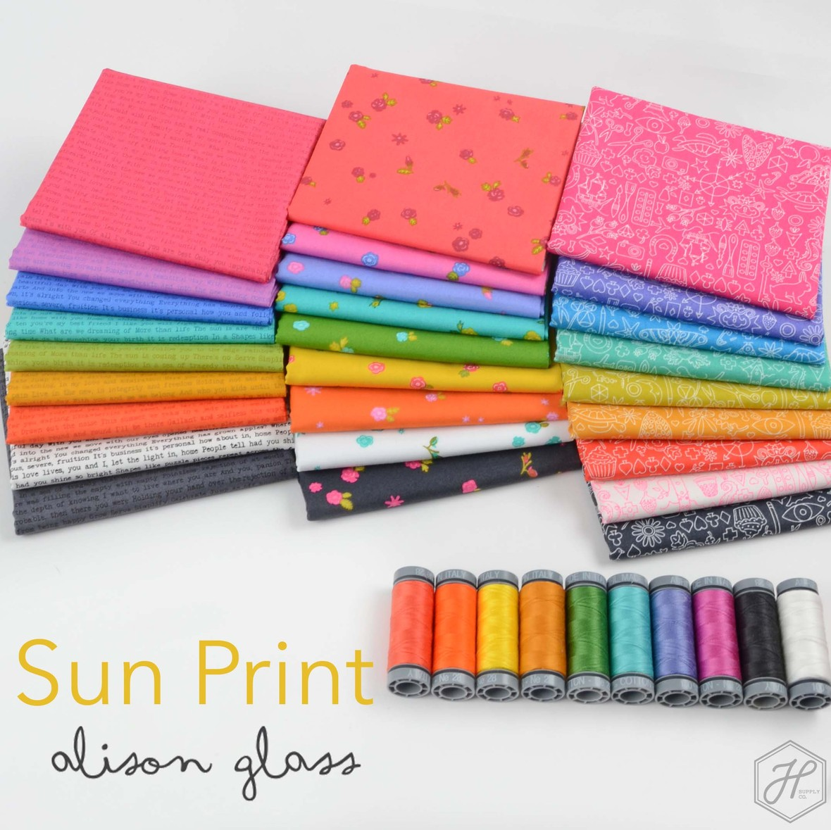 Sun Print Alison Glass at Hawthorne Supply Co