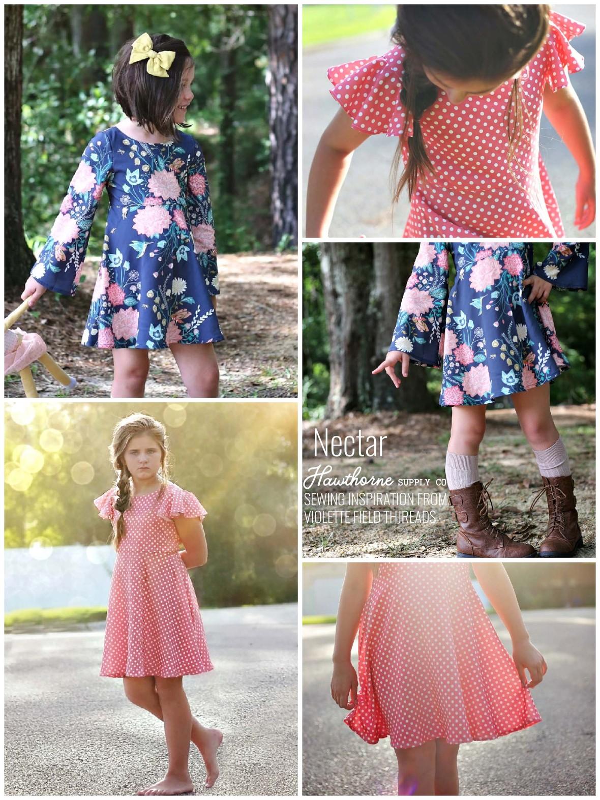 Nectar Rayon Fabric Hawthorne Supply Co