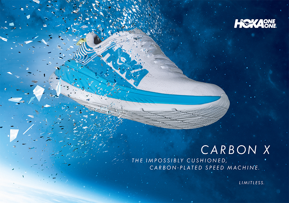 HOKA Limitless CarbonX W Product