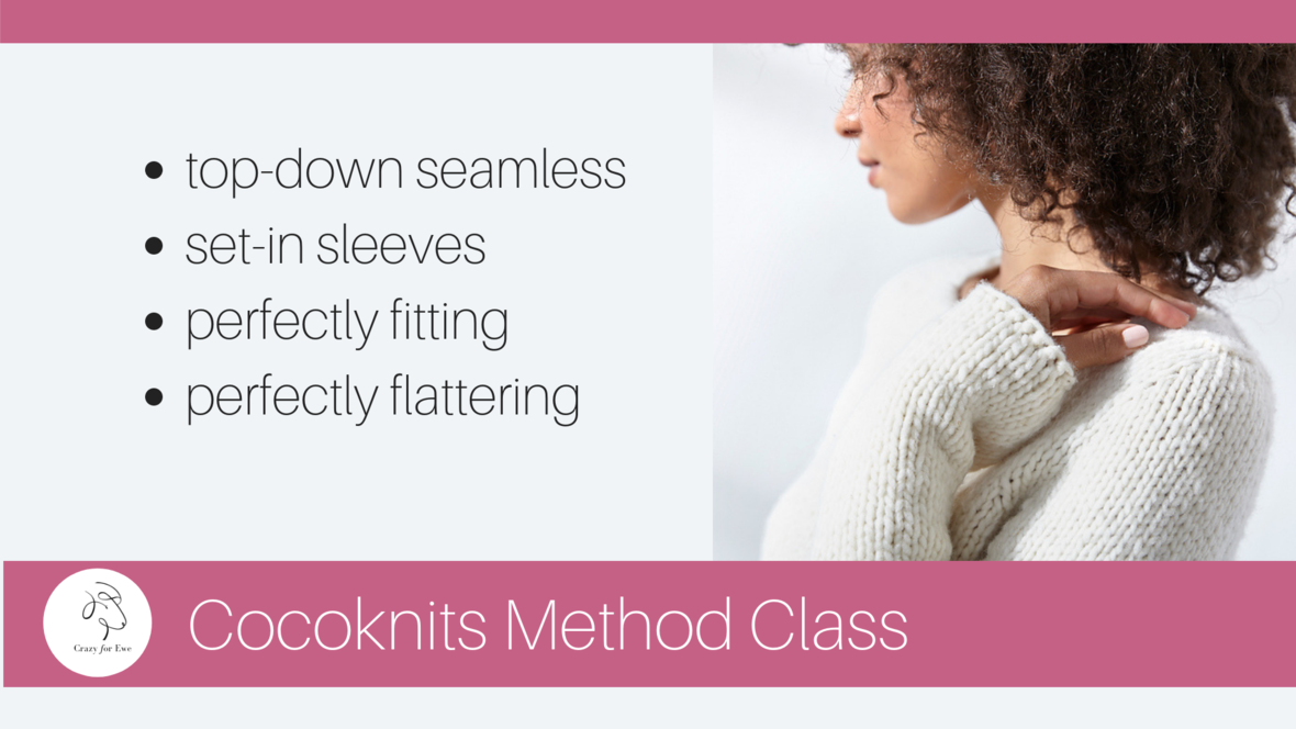 Cocoknits Method Class