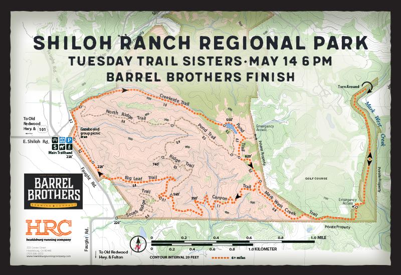 shiloh ranch barrel bro