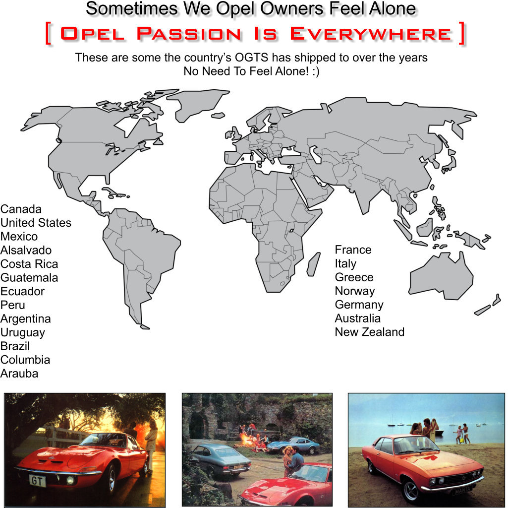 Opel Passion Everywhere
