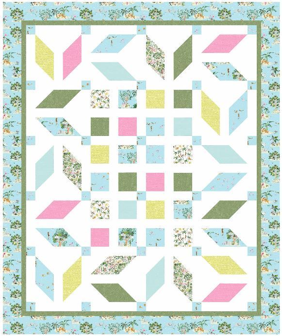 Dear stella - pattern puchased through thesweetteagirls.com