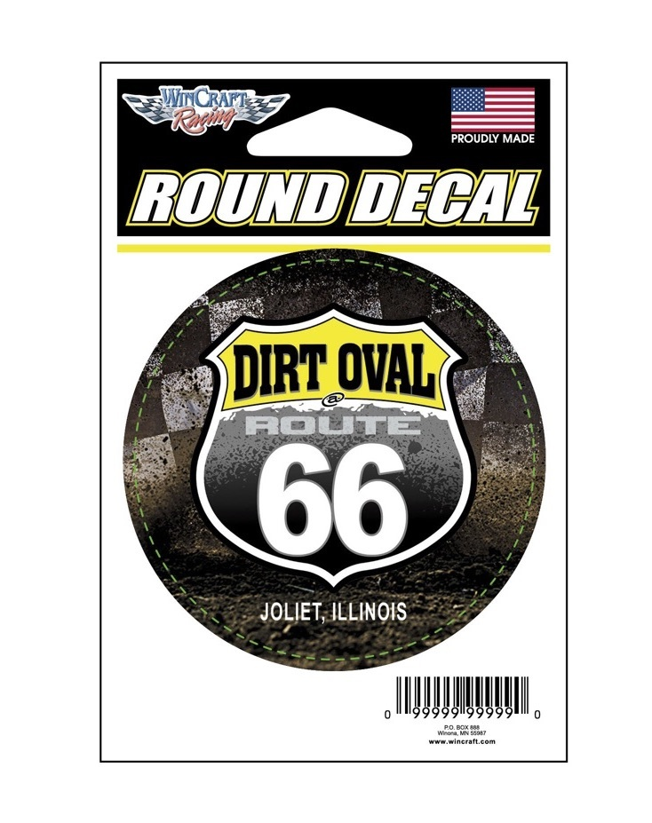 19 DirtOval RndDecal2 88480