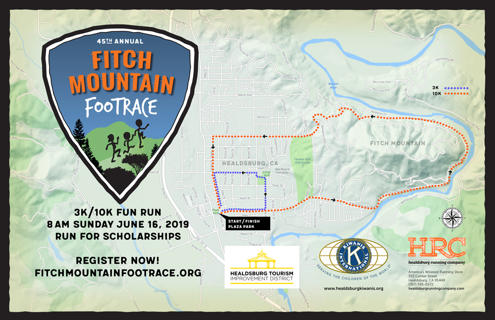 2019 fitch footrace english map