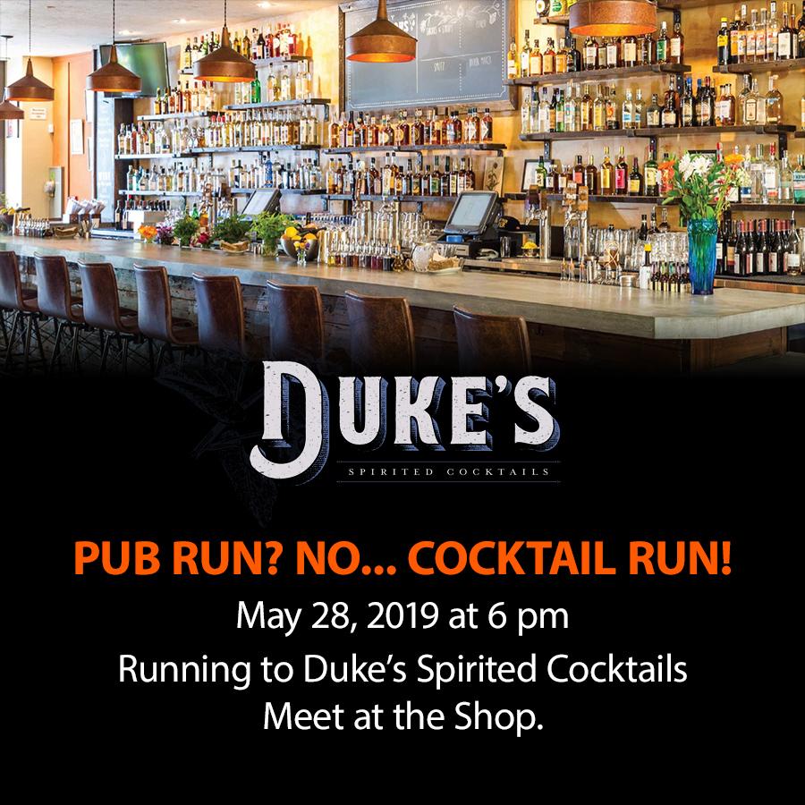 dukes cocktail