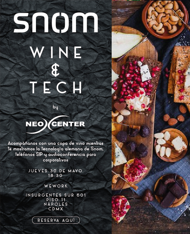 Wine tech SNOM MB