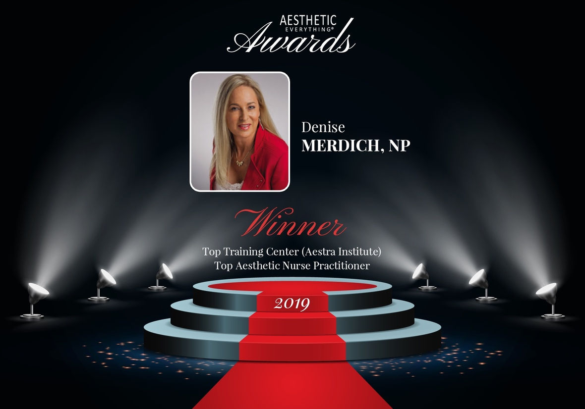Aestra Institute and Denise Merdich, NP win Top Training