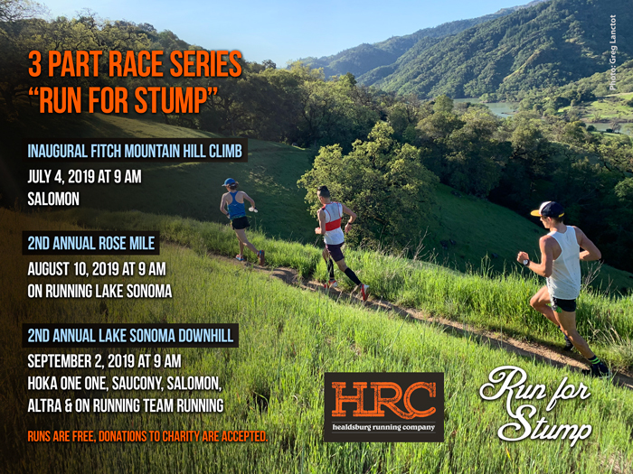 run for stump race series