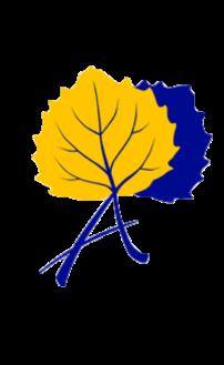 Leaf logo no white background