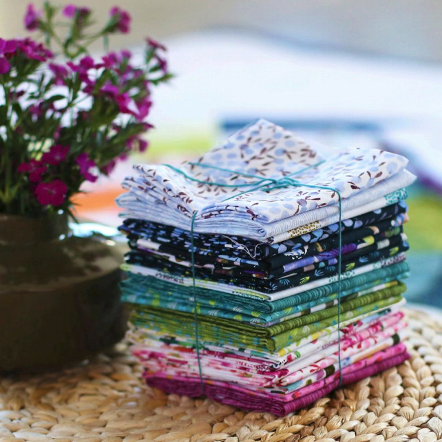 Field Day Fabric Stack  Kelly Ventura for Hawthorne Supply Co