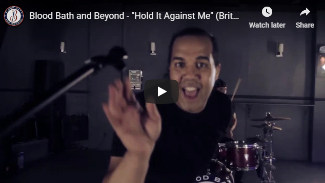 BLOOD BATH AND BEYOND Release Official Music Video for