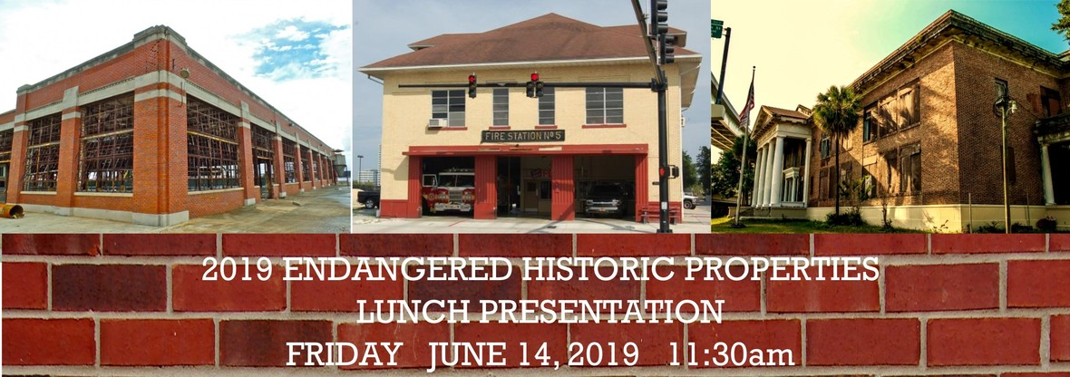 Program June 14 Endangered Properties announcement