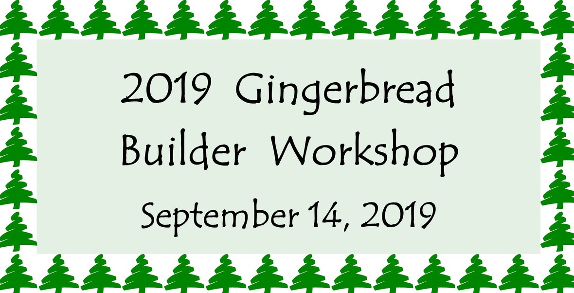 Gingerbread Builder Workshop
