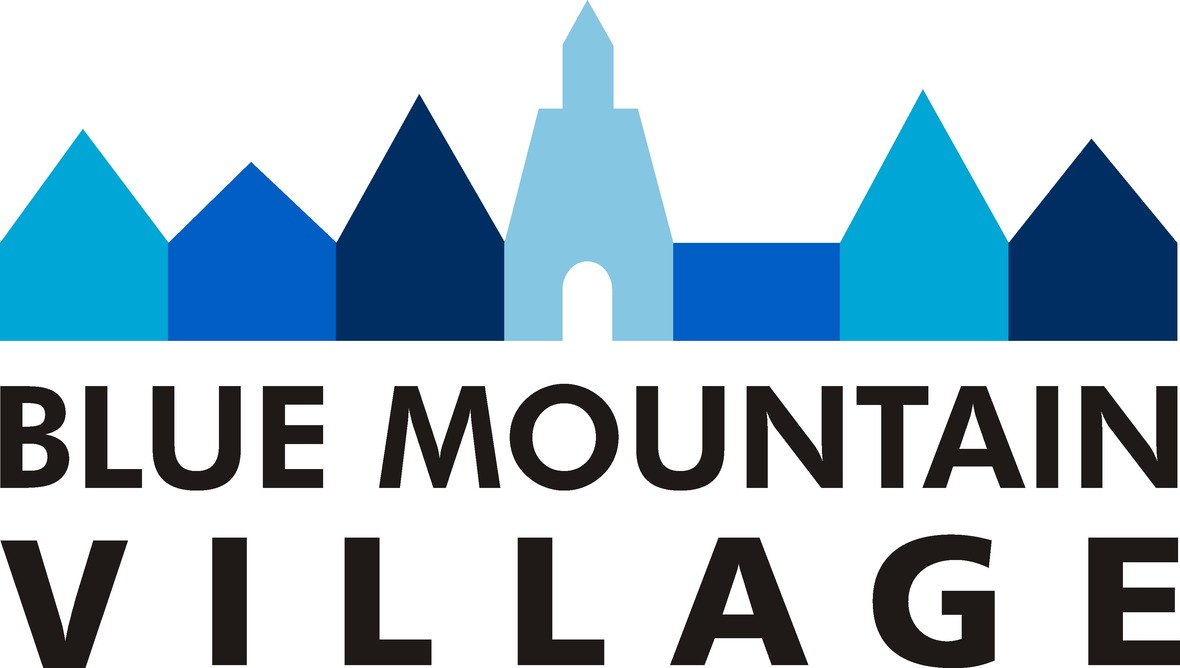 Blue Mountain Village - logo