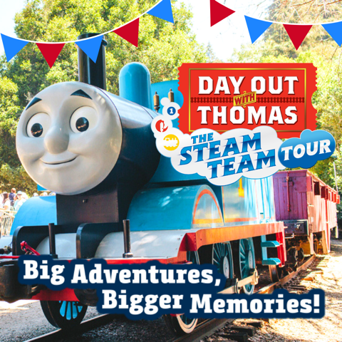 Day Out with Thomas Fun Guide