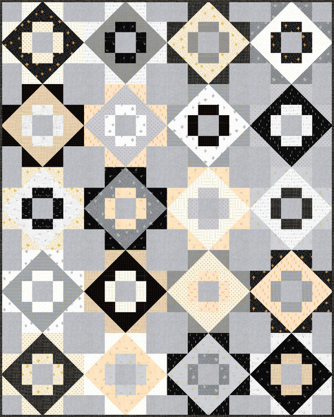 RK  - Meadowland Pattern - THEN CAME JUNE