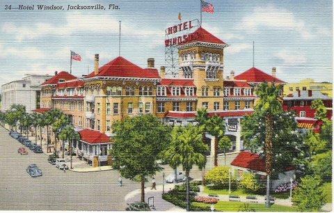 windsor hotel jacksonville