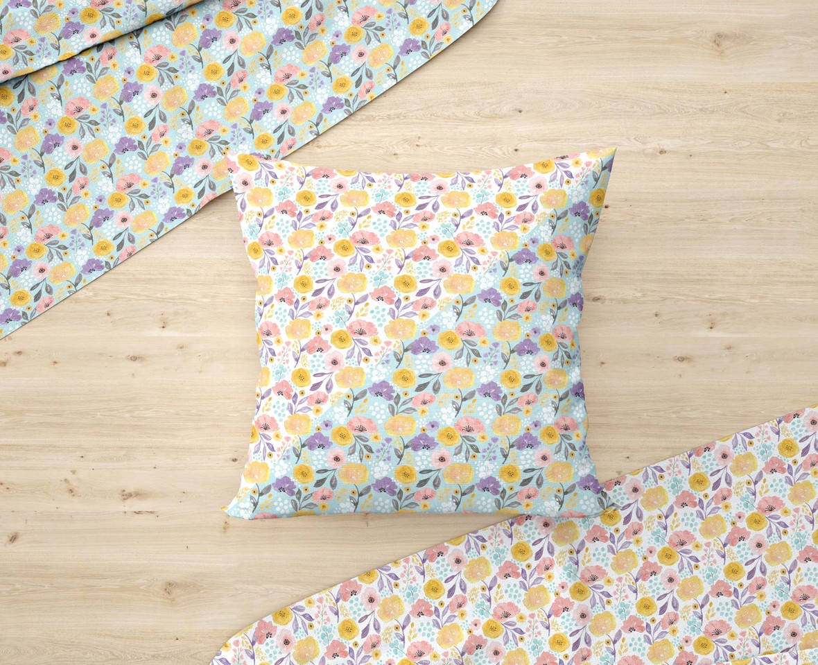 Two Toned Pillow 1