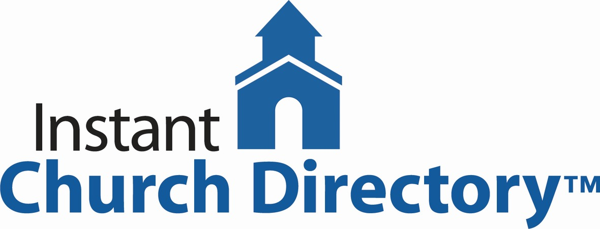 Instant Church Directory with Church Logo