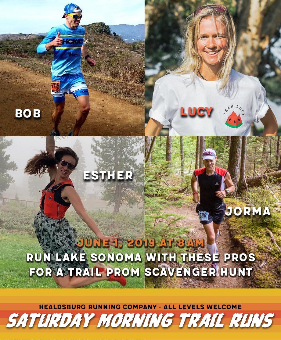 scavenger LS lead runners