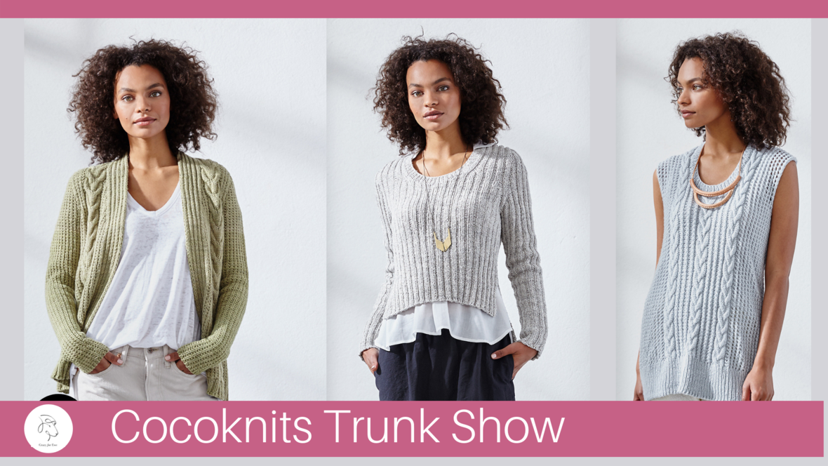 Cocoknits Trunk Show