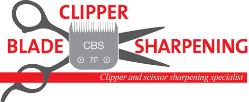 Clipper Blade Sharpening Logo