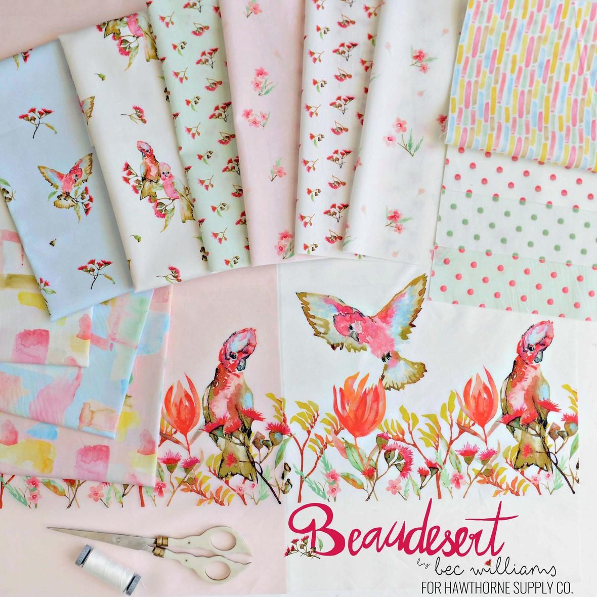 Beaudesert from Bec Williams For Hawthorne Supply Co