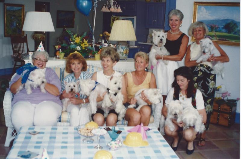 Hamilton s Birthday Party Guests 7 1993