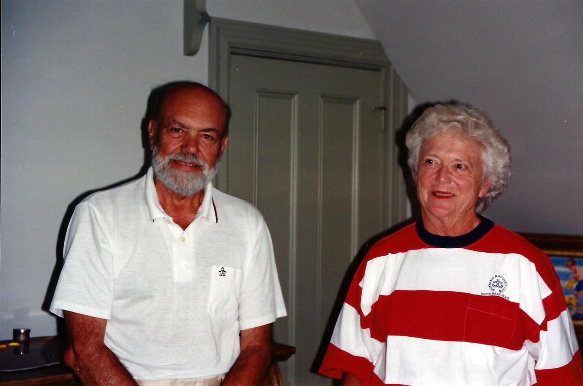 Donald and Barbara