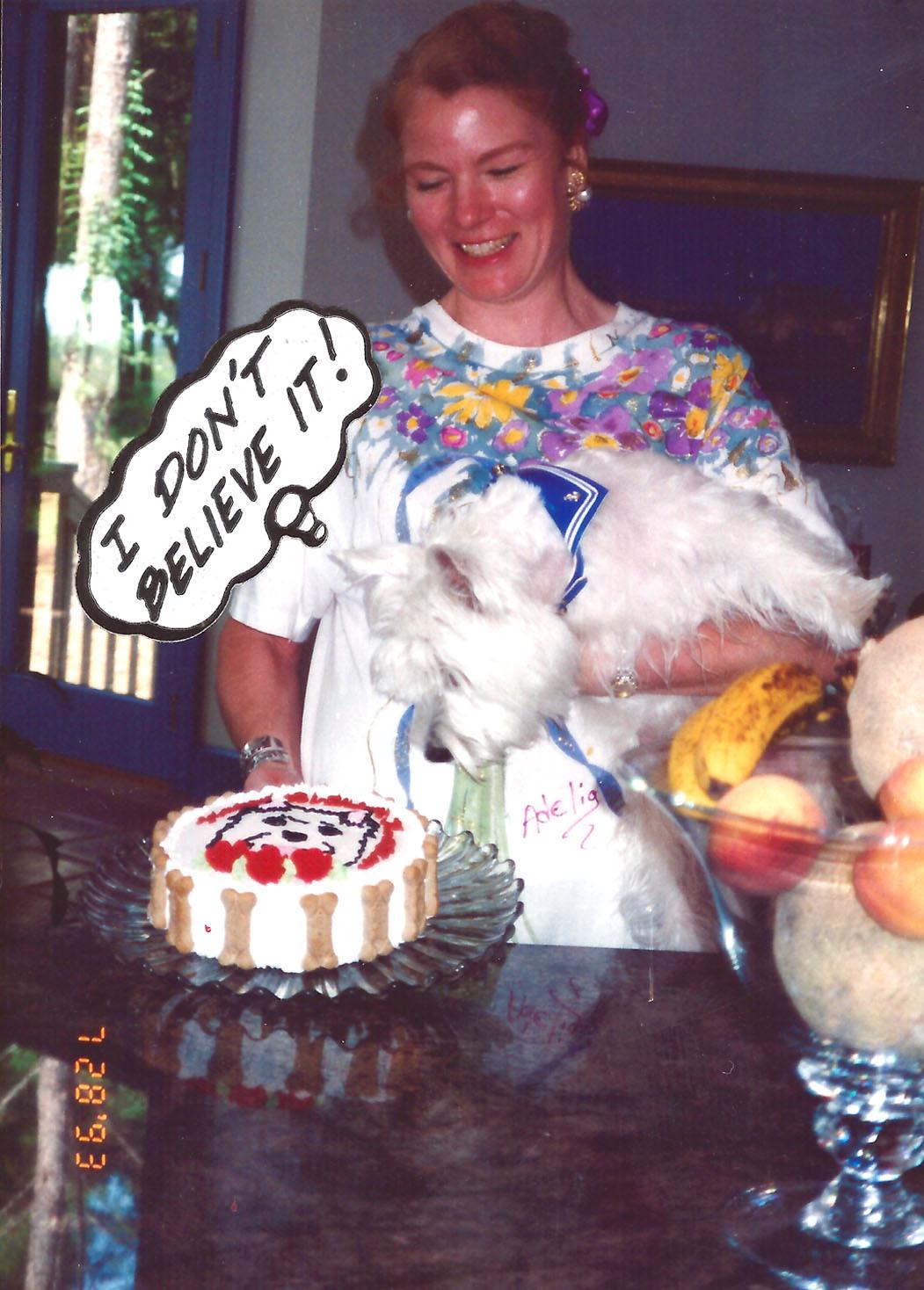 Hamilton s Birthday Party Believe it