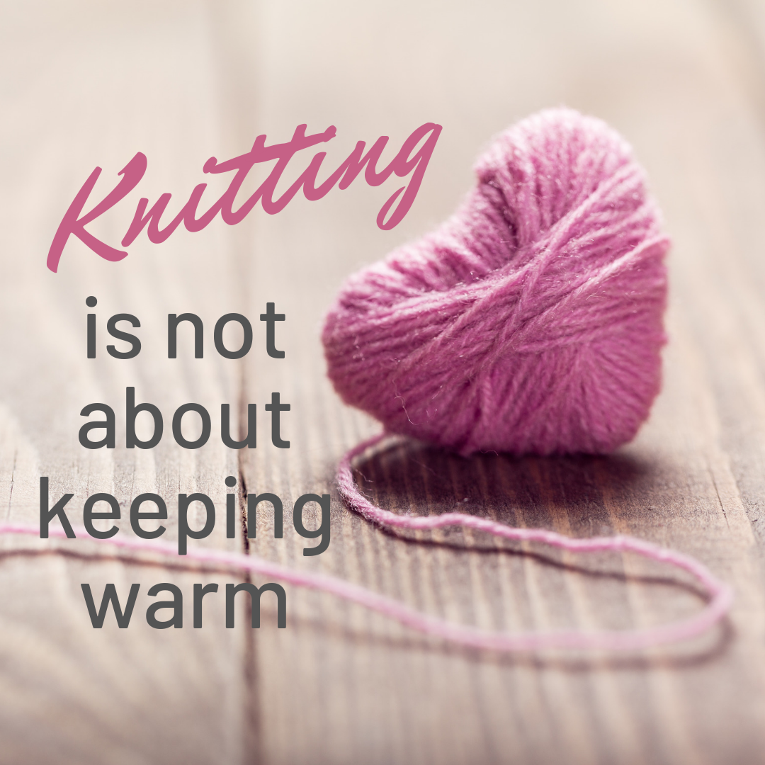 its not about keeping warm IG