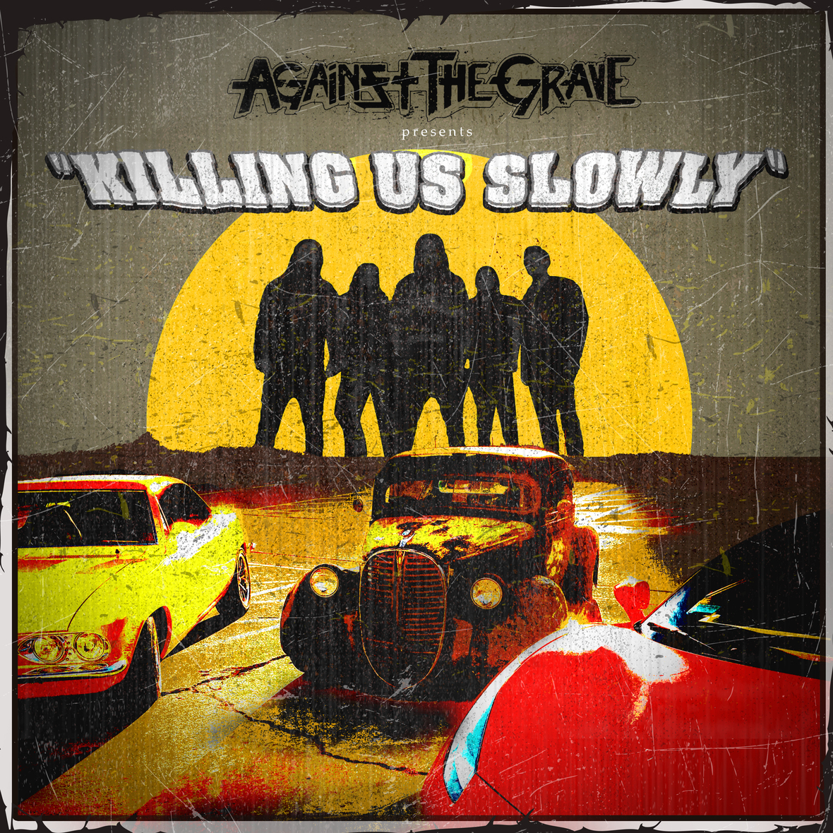 Killing Us Slowly Cover