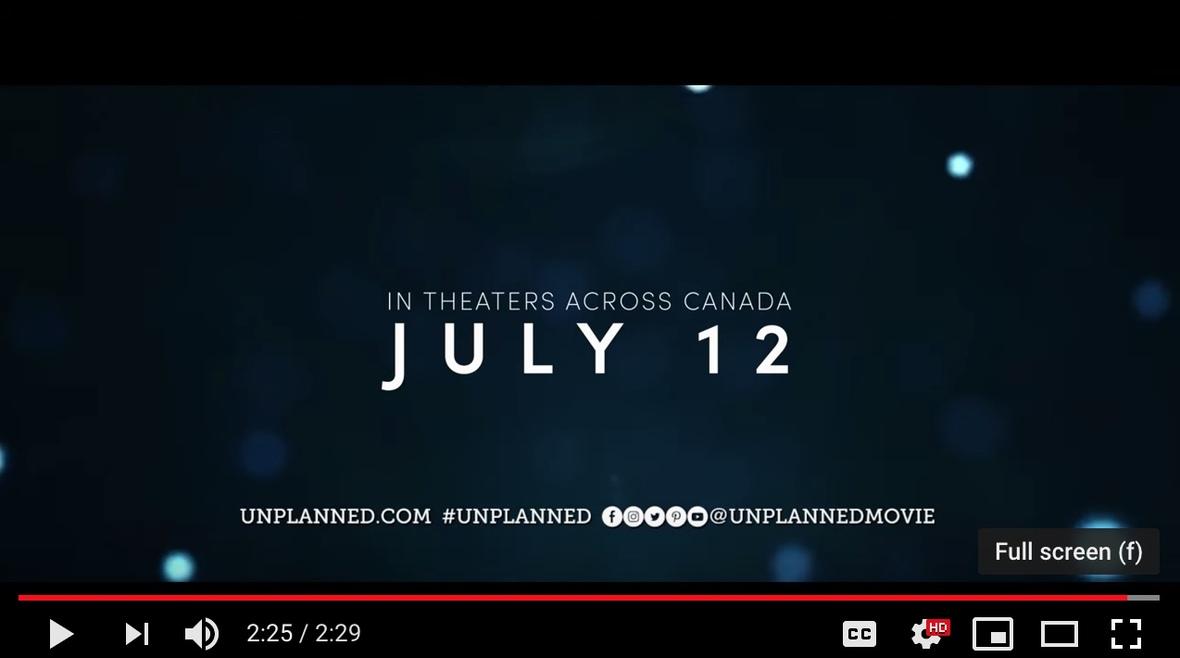 UnplannedTrailer