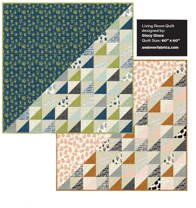 andover free quilt pattern